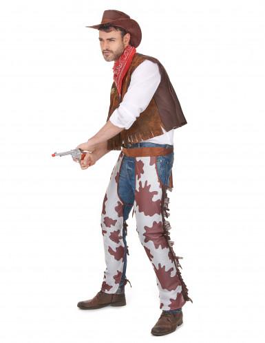 Cowboy kostuum Vader en Zoon-1