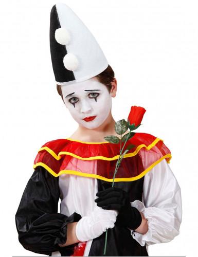 Pierrot hoed voor kinderen