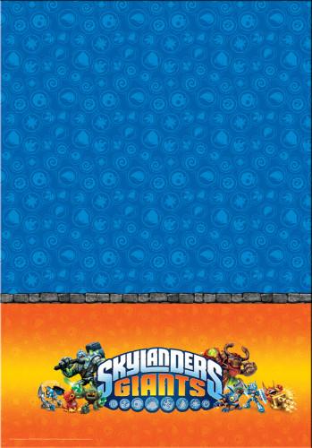 Skylanders™ plastic tafelkleed