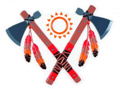 Indianen decoratie
