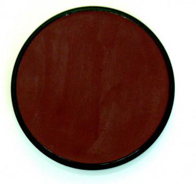 Bruine schmink voor lichaam en gezicht