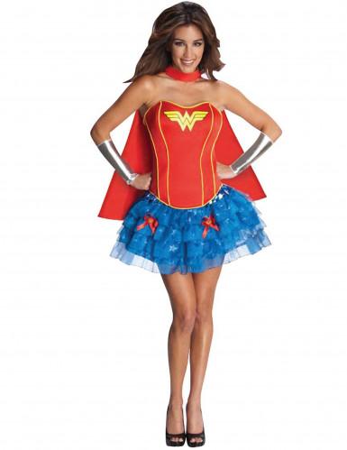 Sexy Wonder Woman™ kostuum voor dames