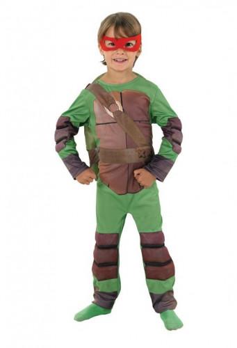 Gevoerd Ninja Turtles™ kostuum voor jongens