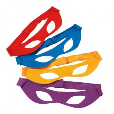 Gevoerd Ninja Turtles™ kostuum voor jongens-1