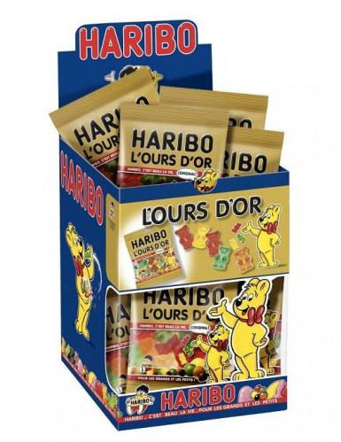 Haribo gummy beer mini snoep zakjes