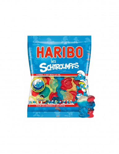 Smurf snoep zakje van Haribo-1
