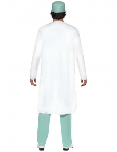 Dokter kostuum voor heren-1