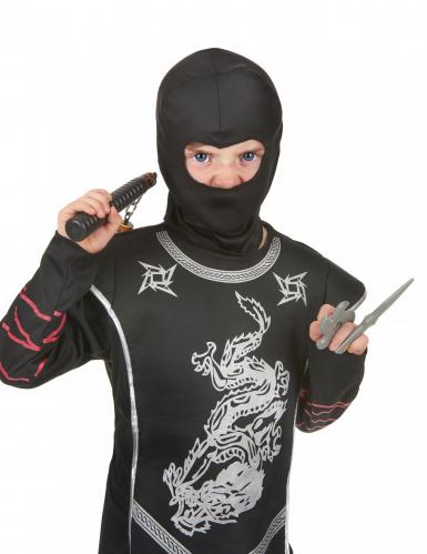 Ninja set met nunchaku voor kinderen-1