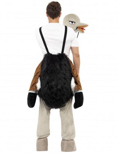 Struisvogel pak voor volwassen-2