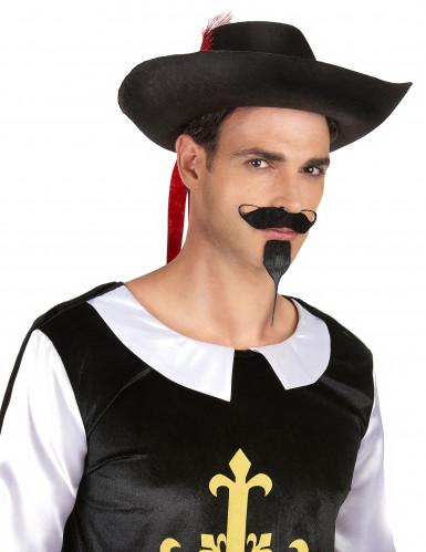 Musketier hoed-1