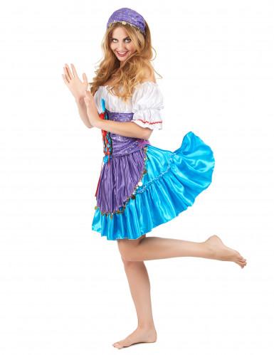 Luxe zigeuner kostuum voor vrouwen-1