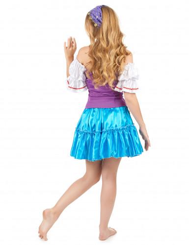 Luxe zigeuner kostuum voor vrouwen-2