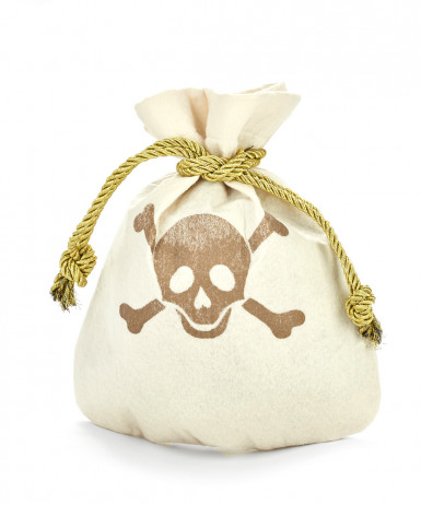 Piraten tas