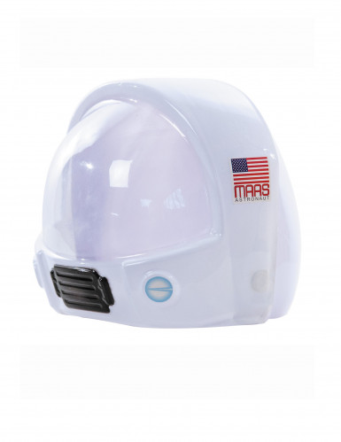 Plastic astronaut helm voor kinderen
