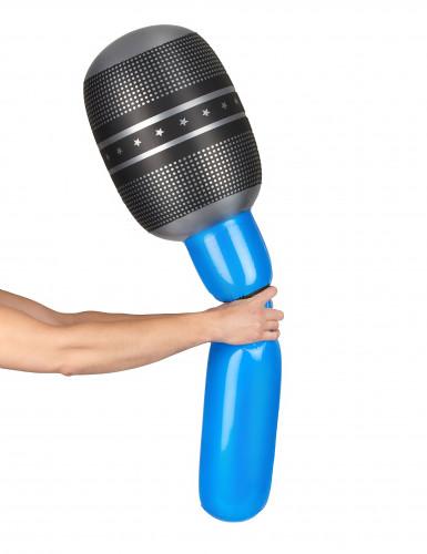 Opblaasbare microfoon-1