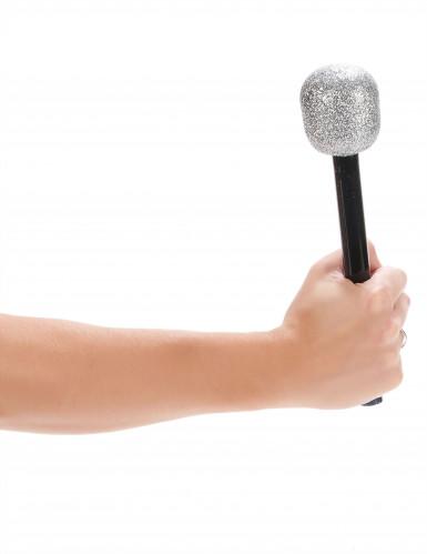 Zanger microfoon -1