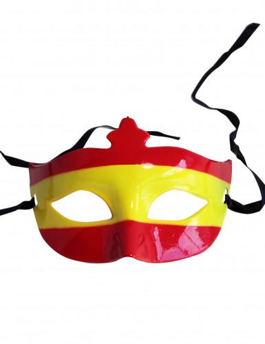 Halfmasker voor spaanse supporters