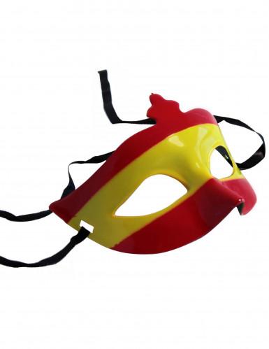 Halfmasker voor spaanse supporters-1
