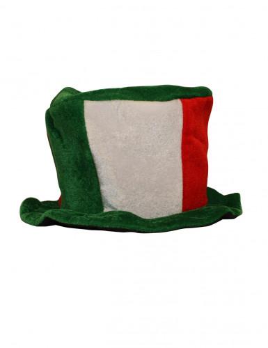 Hoge italiaanse hoed