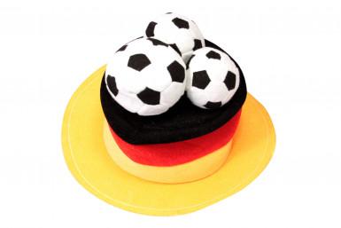 Duitse voetbal supporter hoed