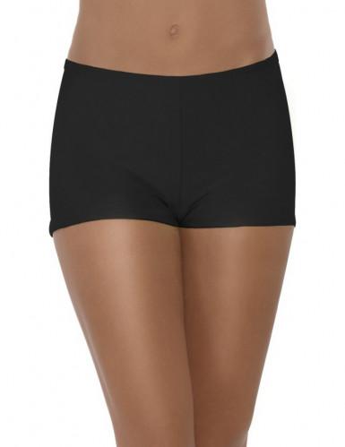 Zwarte shorty voor vrouwen