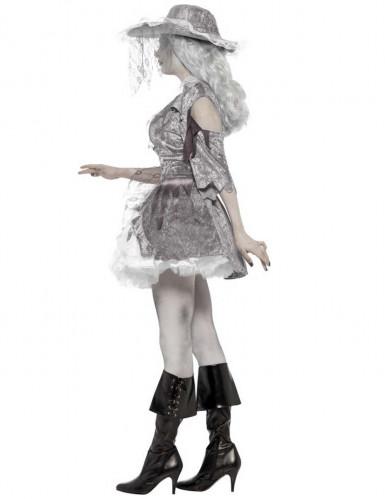 Spookpiraat kostuum voor vrouwen-1