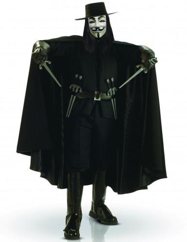 V for Vendetta ™ Deluxe kostuum voor volwassenen