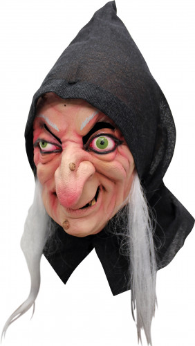 Heksen masker voor volwassenen Halloween accessoire