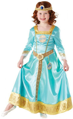 Luxe Brave™ kostuum voor meisjes