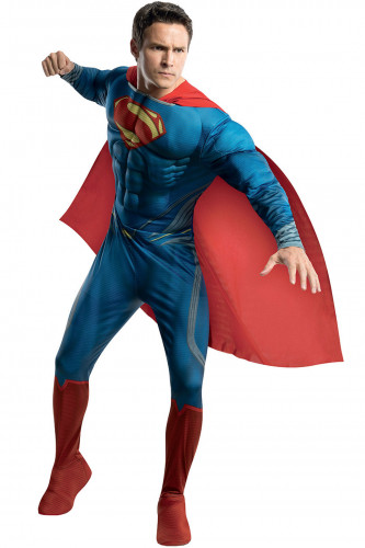 Luxe Superman Man of Steel™ pak voor heren