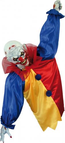 Halloween clown decoratie