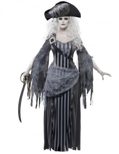 Spookpiraat kostuum voor dames Halloween kleding
