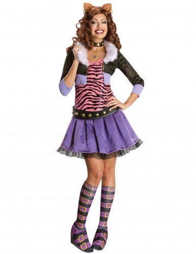 Clawdeen Wolf Monster High™ kostuum voor vrouwen