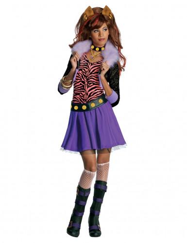 """Clawdeen Wolf Monster High â""""¢ Halloween kostuum voor meisjes"""
