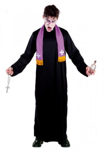 Father Karras Exorcist™ kostuum voor heren