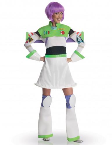 Miss Buzz Lightyear Toy Story™ kostuum voor vrouwen