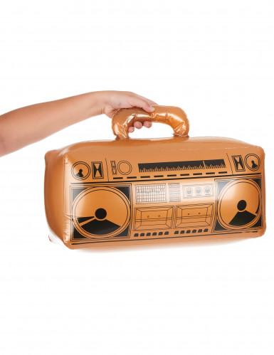 Opblaasbare radio-1