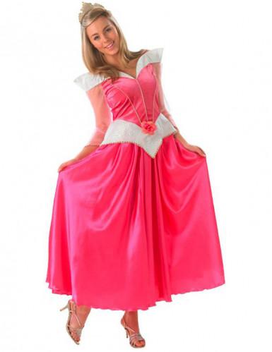 Doornroosje jurk voor volwassen