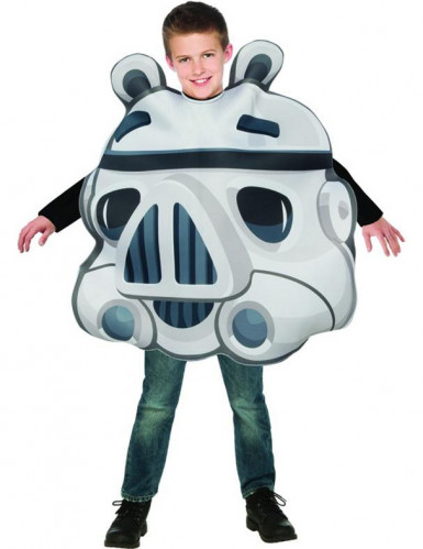 Angry birds Stormtrooper™ kostuum voor kinderen
