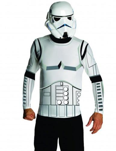 Stormtrooper van Starwars™ pak voor volwassen