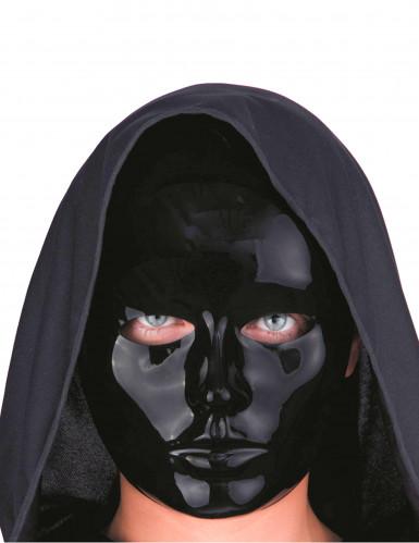Zwart masker voor volwassenen