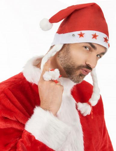 Lichtgevende kerst muts voor volwassenen-2