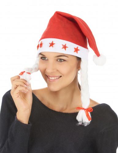 Lichtgevende kerst muts voor volwassenen-1