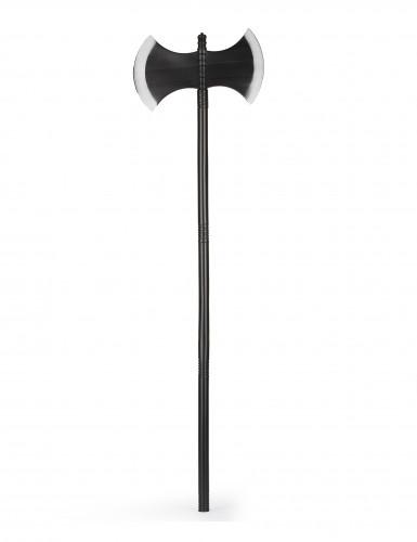 Zwarte dark reaper bijl 110cm