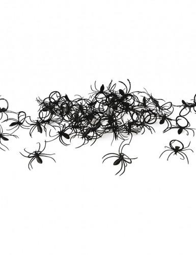 50 Halloween spinnen ringen