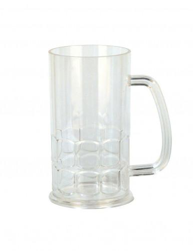 Plastic bier pul