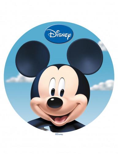 Eetbare taartdecoratie Mickey� 20 cm