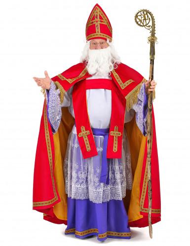 Luxe Sinterklaas pak voor heren