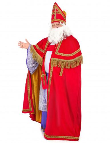 Luxe Sinterklaas pak voor heren-1