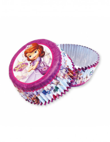 24 cupcakes bakvormpjes Prinses Sofia™